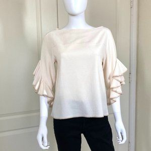 See by Chloe Light Pink Blouse